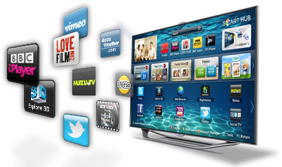 Smart TV appar